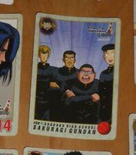 SLAM DUNK PP CARDDASS TV ANIMATION CARD REG CARTE 69 MADE IN JAPAN 1994 **
