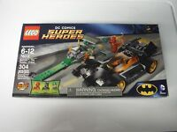 Lego DC Comics Super Heroes Batman : The Riddler Chase 76012 COMPLETE inst & box