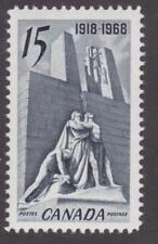 Canada 1968 #486 Armistice -  MNH