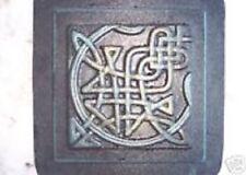 Plaster cement resin celtic tile abs plastic mold