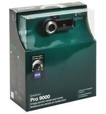 Logitech Webcam Pro 9000 Carl Zeiss HD USB Webcam