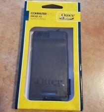 NEW OtterBox Commuter Case Motorola Droid X 2 (Black)