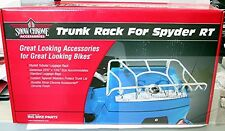 CAN-AM CANAM BRP CHROME TOUR TRUNK RACK CAN AM SPYDER RT ALL YEARS 41-155