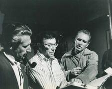 DIRECTOR JOHN GUILLERMIN PAUL NEWMAN THE TOWERING INFERNO 1974 PHOTO ORIGINAL