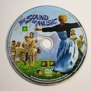 The Sound of Music | DVD | Julie Andrews | 1965 | Musical | *Unoriginal Case*