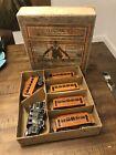 Antique Prewar Lionel Trains #96 Original Box Pullman 603 604