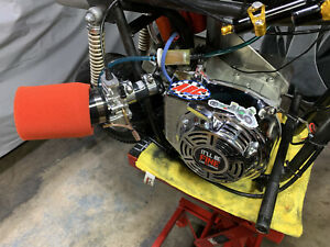 Tillotson racing engine Stage 6 24 hp 228cc stroker Mini bike Go kart