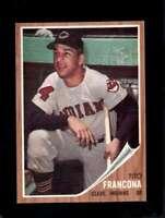 1962 TOPPS #97 TITO FRANCONA EXMT INDIANS *SBA7152