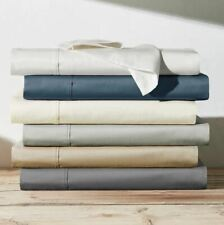 Brielle Home 300 Thread Count 100% Viscose from Bamboo Sateen Sheet Se