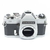 Chinon CS Camera Body 35mm film, SLR with M42 Mount c.1978