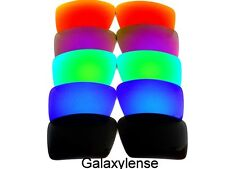 Galaxy Replacement Lenses For Oakley Eyepatch 1&2 Black&Blue&Green&Purple&Red