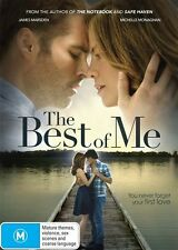 The Best Of Me (DVD, 2015) : NEW DVD