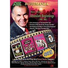 Russ Meyer's ABUNDANT BEGINNINGS (DVD) 4 disk set RARE early classics US edition