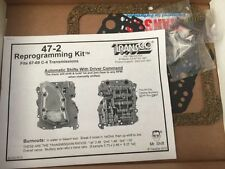 TransGo C4 Reprogramming Kit 47-2 1967 - 1969  Ford Automatic transmission