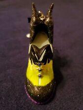 Disney Parks Exclusive Sleeping Beauty Villain Maleficent Shoe Ornament NWT