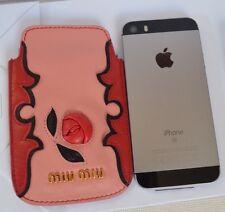Miu Miu Flame Iphone case