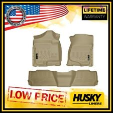 Husky Liners Weathebeater 98253 Combo Floorliners for 07-14 ESCALADE/TAHOE/YUKON
