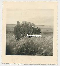 Foto Russland-Feldzug Kübelwagen-Soldaten (p916)