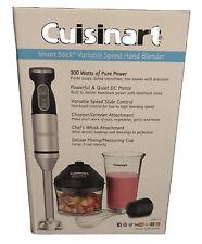 Cuisinart CSB-179 Smart Stick Hand Blender, 2019, Stainless Steel