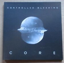 Controlled débordement – Core CD, Industrial, similaire à Ljubljana, spk + 6 tracks