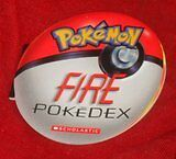 Pokemon Pokedex - Fire ch sc 0312