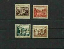 Deutsche Briefmarken der sowjetischen Besatzungszone mit Altsignatur aus dem Gebiet der SBZ Postfrische