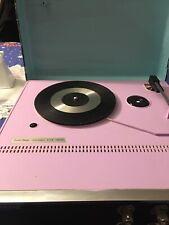 Vintage Portable Turntable Panasonic