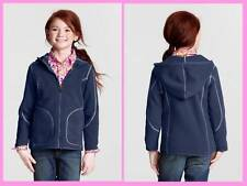 Lands' End ~ Polartec Aircore 200 Little Girl's Fleece Jacket $50 NIP