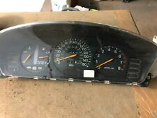 1993 Mitsubishi DIAMANTE speedometer instrument cluster
