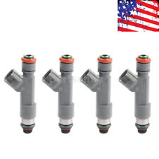 4PCS Genuine Denso Fuel Injector 12613163 For Chevy HHR Malibu Pontiac 2.2 2.4