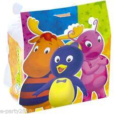 BACKYARDIGANS FAVOR BOXES (6) ~ Birthday Party Supplies Treat Loot Goody Nick Jr