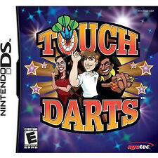 Brand NEW Touch Darts Nintendo DS Game Sealed
