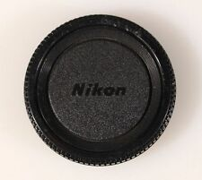 NIKON BF-1A BLACK CAMERA BODY CAP