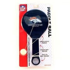 Denver Broncos Paddle Ball