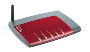 AVM FRITZBox Fon WLAN 7170 125 Mbps 4-Port - Topzustand - Günstig + Schnell