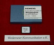 1 x Speicherkarte MMC 128 MB