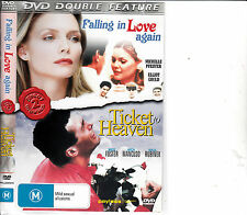Falling In Love Again-1980-Michelle Pfeiffer/Ticket To Heaven-1981-Movie-DVD