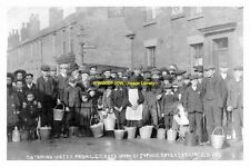 rp14044 - Lincoln Typhoid Outbreak 1905 , Lincolnshire - photo 6x4