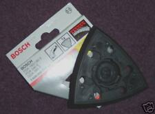 Bosch Delta Backing Pad Hook Loop 2608000211 PDA 180E PDA 240 GDA 280  PDA 180