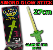 Glow Glo In The Dark Toys Neon Sword Sticks Hen Night Kids Adults Party Fun Bags