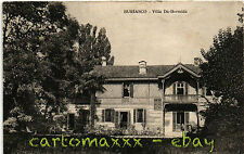 Buriasco, Torino - Villa Da Bormida - Viaggiata 1936 - B007