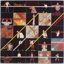 FISCHER-Z: Word Salad UA UAG 20232 '79 UK New Wave A-1/B-1 NM- LP