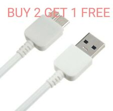 100%Genuine Fast Charger USB 3.0 Cable Thick Lead For Samsung Note 3 Galaxy S5