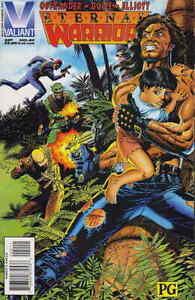 Eternal Warrior #40 VG; Valiant   low grade - John Ostrander - we combine shippi