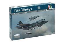 Italeri Model Kit - F35 A Lightning II Plane - 1:72 Scale - 1331 - New