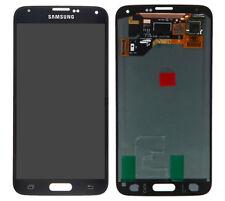 100% Original Samsung Galaxy S4 Negro I9600 g600f Digitalizador Pantalla, Lcd Montaje