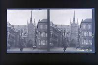 Amiens Picardie Francia Foto Stereo Negativo Su Film Morbido 1912