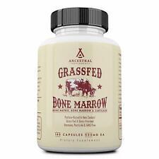 Ancestral Supplements Grass Fed Bone Marrow — Whole Bone Extract (Bone, Marrow,