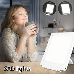 SAD Tageslichtlampe Lichttherapie gerät Tageslichtleuchte Lampe Leselicht.DE