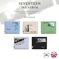 [NEW+SEALED!] SEVENTEEN 3rd Album Ode to You Pledis Kpop K-pop UK